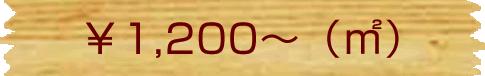 \1,200~(m)